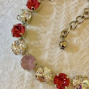 Hand Crafted Jewelry - Crystal bracelet
